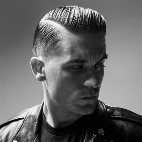 G Eazy Hairstyle   Men's Hairstyles   Haircuts 2018