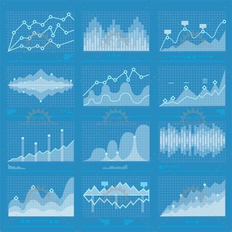big data statistics background image illustration