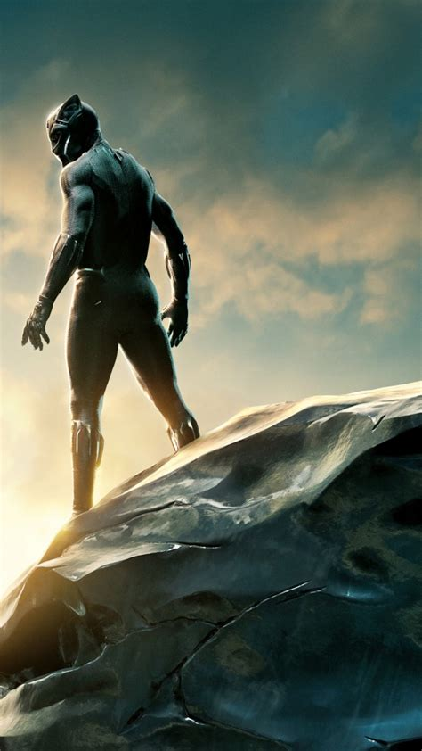 Wallpaper Black Panther, Chadwick Boseman, 5k, Movies