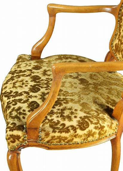 Accent Louis Arm Upholstered Xv Beech 1930