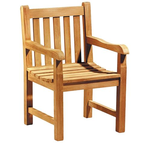 chaise de jardin en teck fauteuil de jardin en teck massif avec coussin