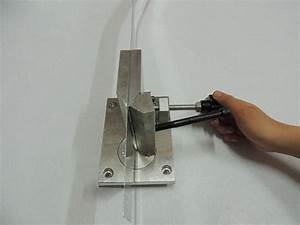 hot dual axis metal channel letter angle bending tools for With manual channel letter bender