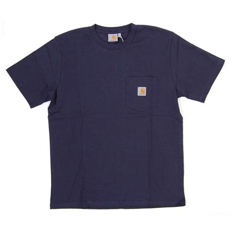 carhartt pocket t shirt colony mens t shirts from attic clothing uk