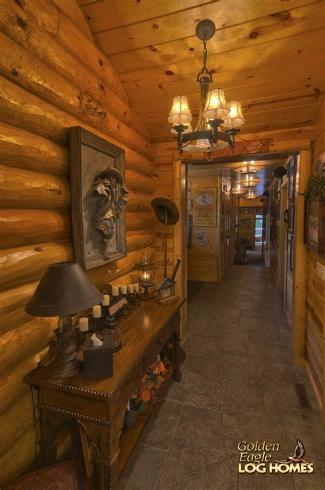 golden eagle log  timber homes log home cabin pictures  ponderosa