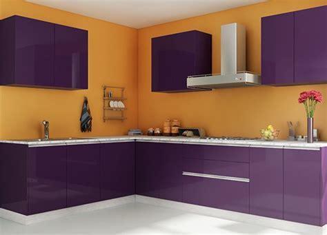 Latest modular kitchen designs in Delhi, India