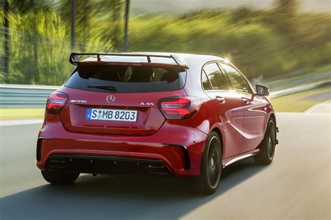 With adding your vehicle to the virtual garage of your amg private lounge profile, you will get access to the amg private lounge community. 2016 Mercedes-AMG A45 Regains Title Of Most Powerful And Fastest Hot Hatch From RS3 | Carscoops