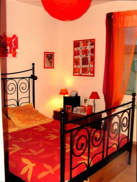 deco chambre orange emejing decoration chambre camaieu orange pictures