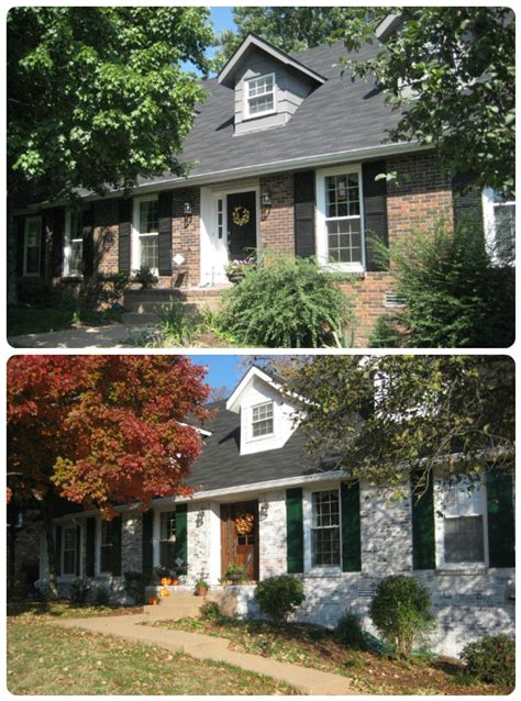 Before & After Nashville Exterior Painting And Staining