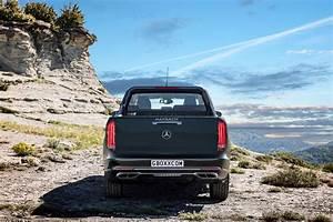 Mercedes Class X : mercedes maybach x class answers a question no one asked ~ Melissatoandfro.com Idées de Décoration