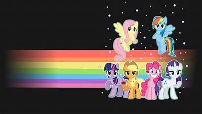 Pony Mane Six Wallpapers Mlp Background Ponies