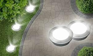 Led Solar Bodenleuchte : 2 grafner solar bodenleuchten groupon goods ~ Eleganceandgraceweddings.com Haus und Dekorationen