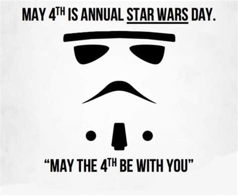 Pin by Zoe Allen-Wickler on GeEk | Happy star wars day ...