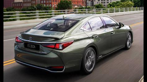 lexus es  interior exterior  test drive