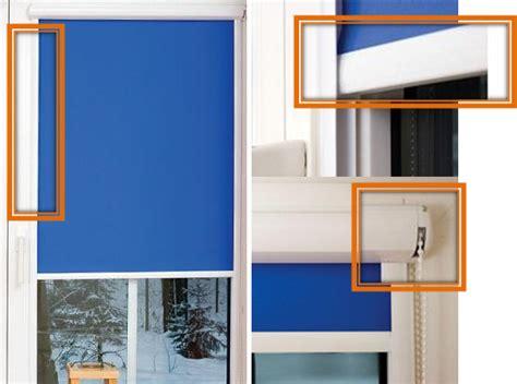 Fenster Mit Automatischem Sichtschutz by Rollo Verdunkelungsrollo Fenster Rollos Seitenzugrollo Ebay