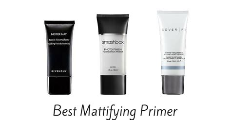 Best Mattifying Primer Of 2017  Style Down The Aisle