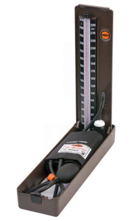 Accoson Dekamet Mercury Sphygmomanometer with Adult Velcro