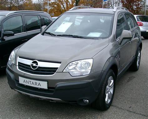Opel Antara by Opel Antara Vikipedi