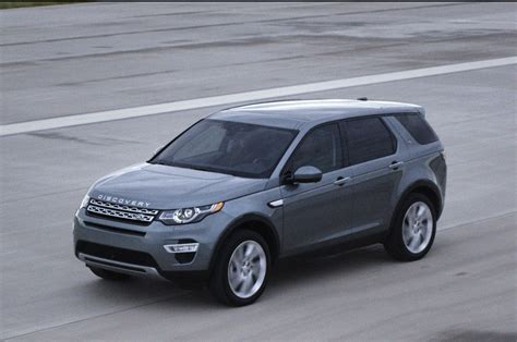 Land Rover Discovery Sport Image by 2015 Land Rover Discovery Sport Images Wallpapers9