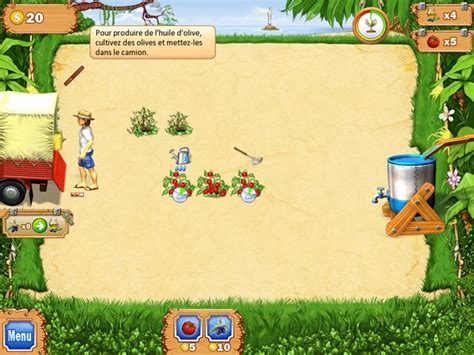 Ranch Rush 2 : Sara s Island Experiment - Play Free