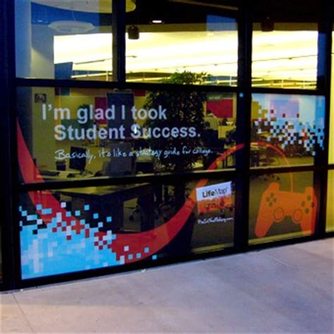 window graphics window mural etched glass vinyl