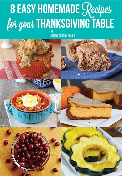 thanksgiving recipe ideas thanksgiving recipe ideas 8 easy homemade recipes