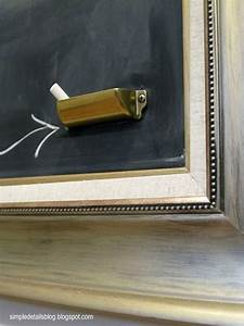 25 unique chalk holder ideas on pinterest blackboards With what kind of paint to use on kitchen cabinets for metal music notes wall art