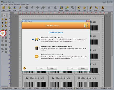 how to print labels from excel comment imprimer des étiquettes à partir d 39 excel