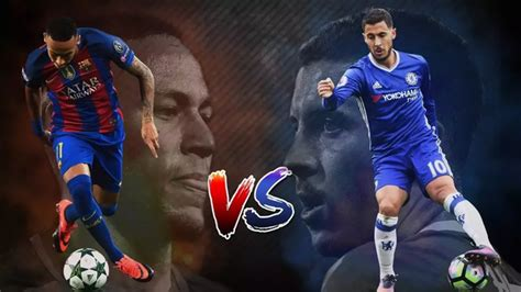 who s betten who is a better player hazard or neymar quora