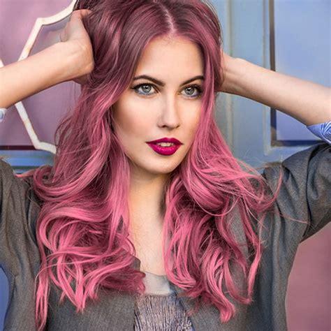 rosa haare selber färben haare selber f 228 rben achtung das sind die 7 h 228 ufigsten fehler