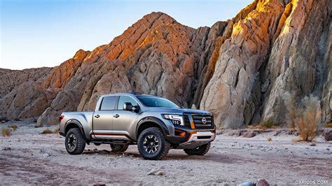 nissan titan warrior concept side hd wallpaper