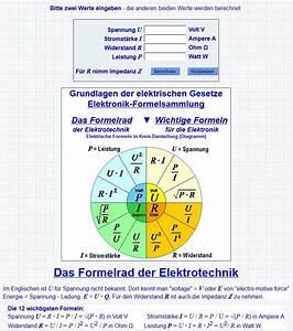 Intensität Berechnen : berechnungen elektronik ~ Themetempest.com Abrechnung