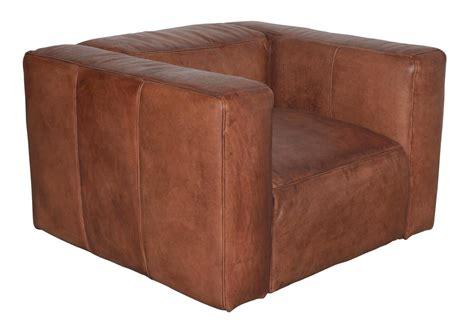 fauteuil club cuir vieilli acheter votre fauteuil club en cuir vieilli cognac chez simeuble