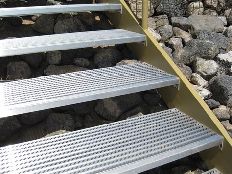 aluminum attic aluminum stair treads for safety home founder stair