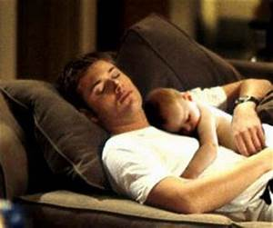 Jensen Ackles with His Baby | Post by kacie2 on Jul 13 ...