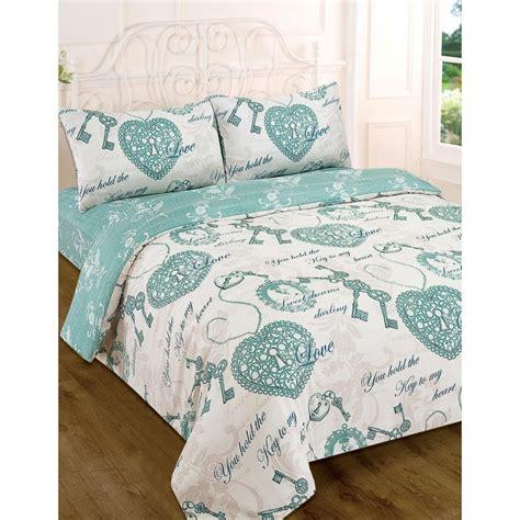sweet dreams vintage complete duvet set double bedding bed set