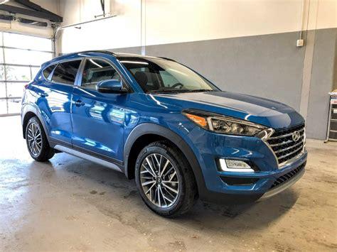 Tucson pushes the boundaries of the segment with dynamic design and advanced features. Hyundai of Regina | 2020 Hyundai Tucson AWD 2.4L Luxury ...