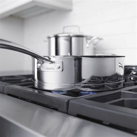 cuisinart onyx stainless cookware