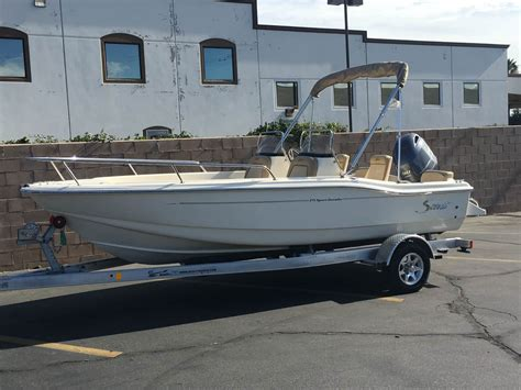 Used Boston Whaler Boats by Boston Whaler Outrage 18 Used Boat Review Boats