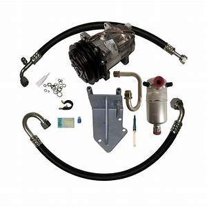 77 C Compressor Upgrade Kit Olds V8 Stage