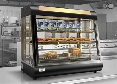 Warmer Commercial Countertop