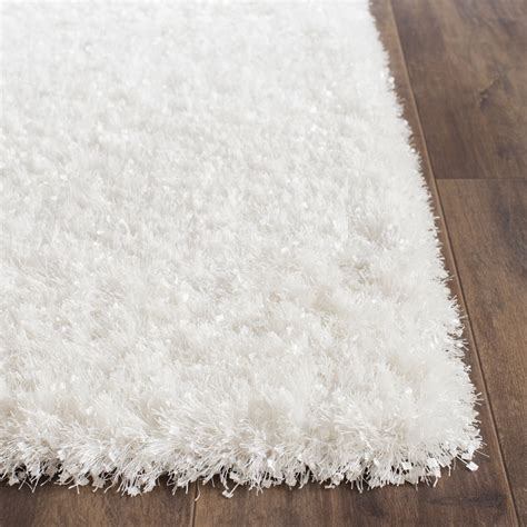 safavieh malibu white shag area rug reviews wayfair