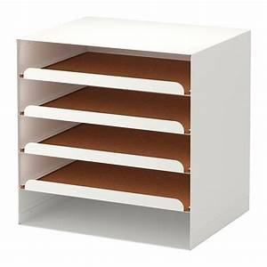 Ikea letter paper tray document desk organizer storage for Letter organizer tray