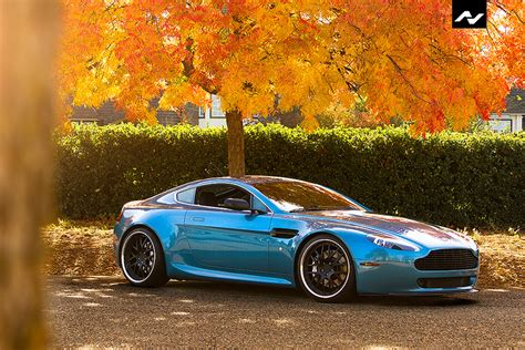 Martin Blue by Elusive Blue Aston Martin Vantage Cars For Sale