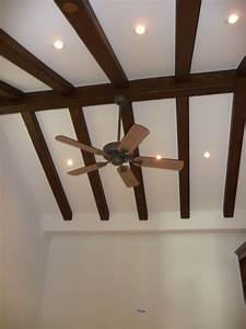 Guide on how to install ceiling fan vaulted