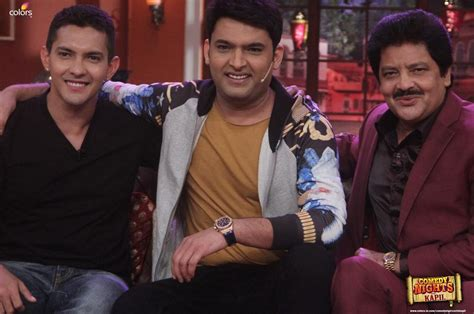 Comedy Nights With Kapil 6th September 2014, Udit And
