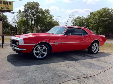 68 Camaro Project For Sale In Texashtml  Autos Post