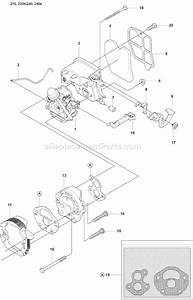 Husqvarna 235 Chainsaw Parts Manual