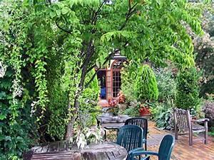 Terrasse En Anglais : le jardin la mode anglaise a se passe au jardin ~ Preciouscoupons.com Idées de Décoration
