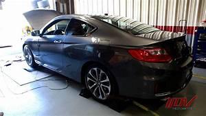 Production Report Sample Tov Dyno Test 2013 Honda Accord V6 6mt Coupe Youtube