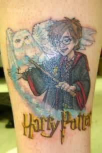 Harry Potter Tattoo